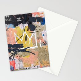 Boom For Real Stationery Cards