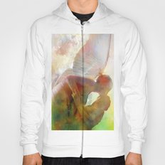 The kiss of the angel Hoody