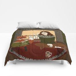 fox tales Comforters
