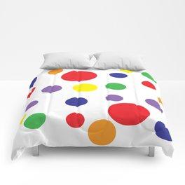 Rainbow Pop Comforters