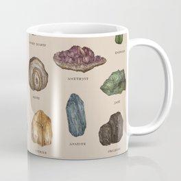 Gems and Minerals Coffee Mug
