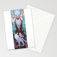 Return of the forest Stationery Cards