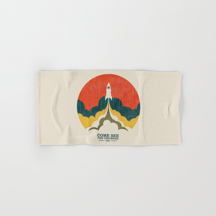Come See The Universe Hand & Bath Towel