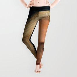 Peep Girl Leggings