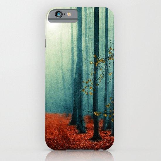 Landscape (colour option) iPhone & iPod Case