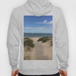 Breezy Seaside Path Hoody