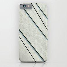 Black Lines Slim Case iPhone 6s