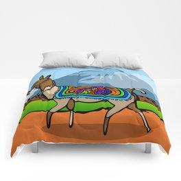 Lofty Llama Comforters