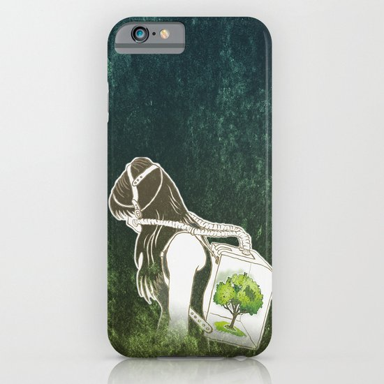 The Last Breath on Earth(SAVE THE FOREST)  iPhone & iPod Case