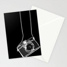 Noir Lomo Love Stationery Cards