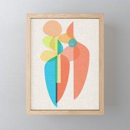 Birdies Framed Mini Art Print