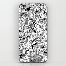 The Arts iPhone & iPod Skin