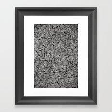 Chaos!! Framed Art Print