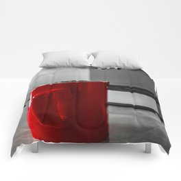 Cappuccino Comforters
