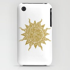 Mosaic Sun iPhone (3g, 3gs) Slim Case