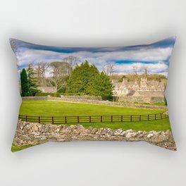 Manor House Rectangular Pillow