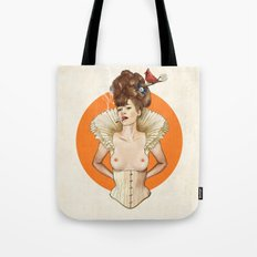 Miss Virginia Tote Bag