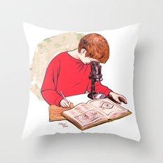 Science! Throw Pillow