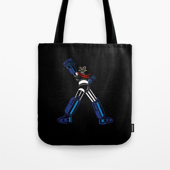 Typezinger Tote Bag