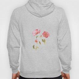 Rose Flower Hoody