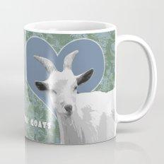 Totes Ma Goats - Green Wallpaper Mug
