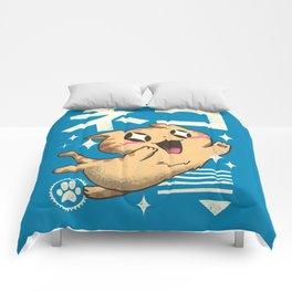 Kawaii Feline Comforters