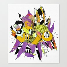 Olie Canvas Print