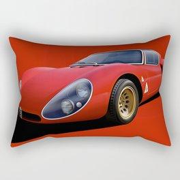 Tipo 33 Rectangular Pillow