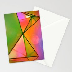 Prismatic II Stationery Cards