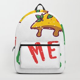 20% OFF! Merry Crustmas Funny Pizza 2020 T Shirt Backpack