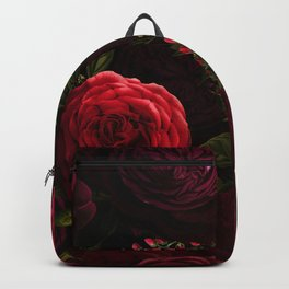 Mystical Night Roses Backpack