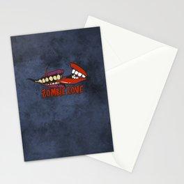 ZOMBIE LOVE Stationery Cards