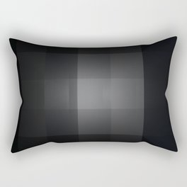 Abstract Geometry Squares Rectangular Pillow