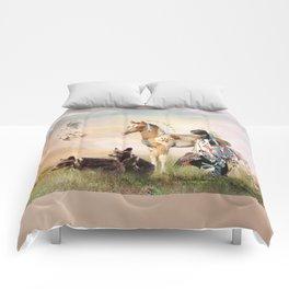 Little Warriors Comforters
