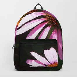Purple Coneflower Emerging Backpack