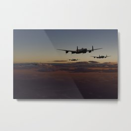 Lancaster - Mainstream Metal Print