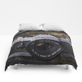 Canon Film Comforters