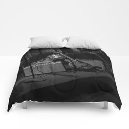 The Club Stage Comforters