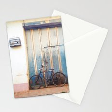 Bird and Bicycle. Stationery Cards