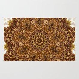 Fractal Carpet Mandala 38 Rug