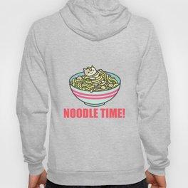 I Love Noodle Kawaii Artwork Hoody