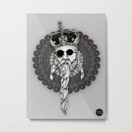 Lord King III Metal Print