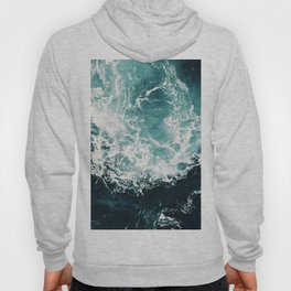 Sea waves II Hoody