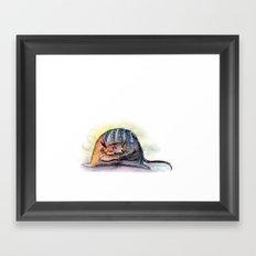 Tribal Mouse II Framed Art Print