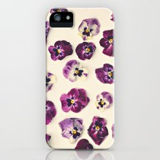 Violas  Slim Case iPhone (5, 5s)
