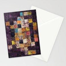 Purple Haze Invader Stationery Cards