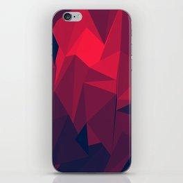 Polygon Four iPhone Skin