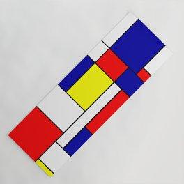 Mondrian #38 Yoga Mat