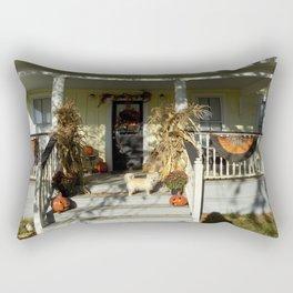 A Country Halloween Rectangular Pillow