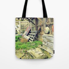 Nature Taking Over Tote Bag